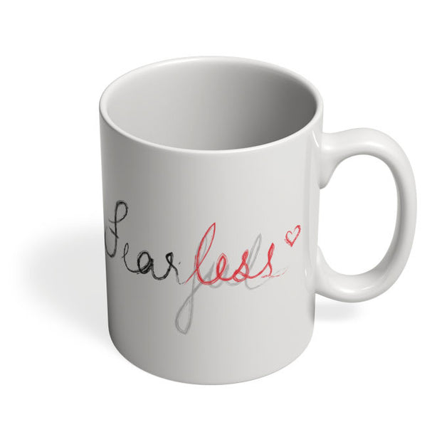 Coffee Mugs Online | Fearless Mug Online India