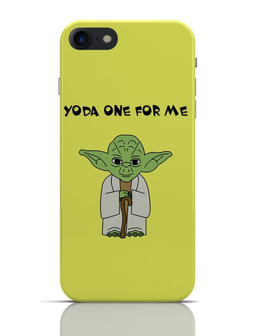 'Yoda' One For Me iPhone 7 Covers Cases Online India