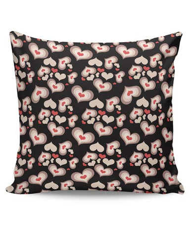 PosterGuy | Heart Beats Cushion Cover Online India