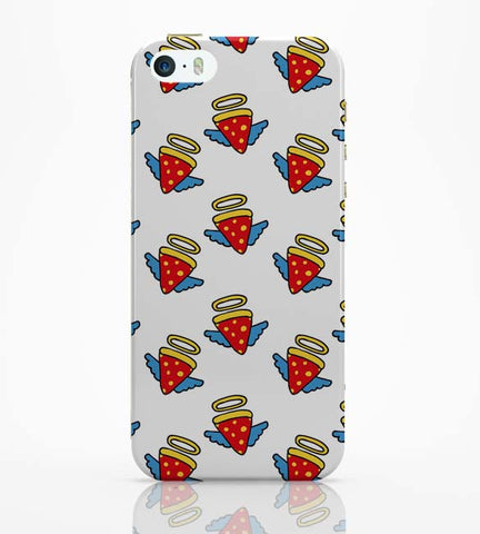 iPhone 5 / 5S Cases & Covers | Pizza Angel iPhone 5 / 5S Case Online India