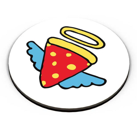 PosterGuy | Pizza Angel Fridge Magnet Online India by Shweta Paryani