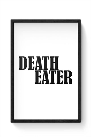 Framed Posters Online India | Death Eater Framed Poster Online India