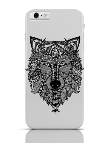 iPhone 6/6S Covers & Cases | Zen Wolf iPhone 6 / 6S Case Cover Online India