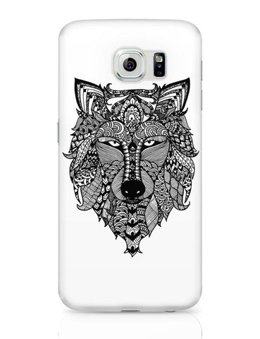 Samsung Galaxy S6 Covers | Zen Wolf Samsung Galaxy S6 Case Covers Online India