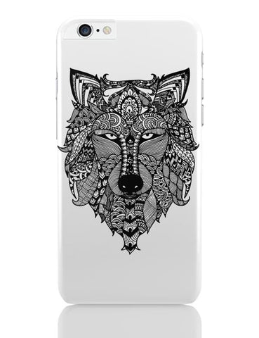 iPhone 6 Plus/iPhone 6S Plus Covers | Zen Wolf iPhone 6 Plus / 6S Plus Covers Online India