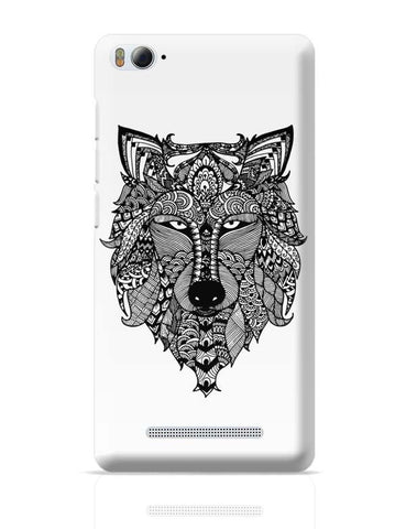 Xiaomi Mi 4i Covers | Zen Wolf Xiaomi Mi 4i Case Cover Online India