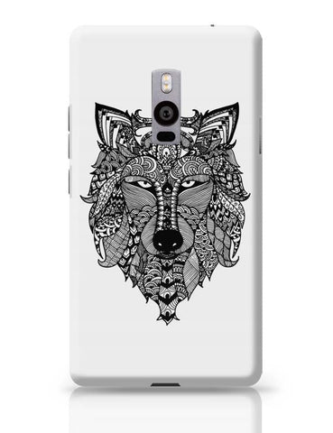 OnePlus Two Covers | Zen Wolf OnePlus Two Case Cover Online India