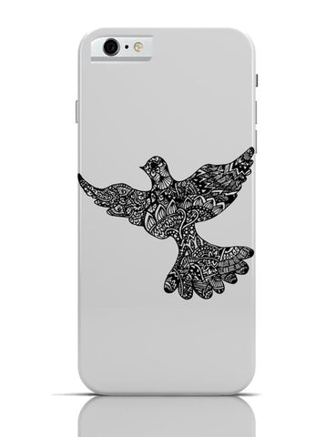 iPhone 6/6S Covers & Cases | Freedom Zen Bird iPhone 6 / 6S Case Cover Online India