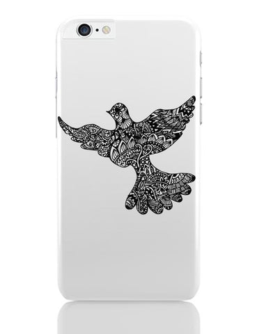 iPhone 6 Plus/iPhone 6S Plus Covers | Freedom Zen Bird iPhone 6 Plus / 6S Plus Covers Online India