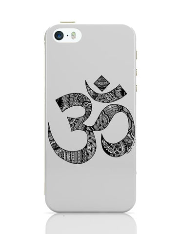 iPhone 5 / 5S Cases & Covers | Zen Om iPhone 5 / 5S Case Cover Online India