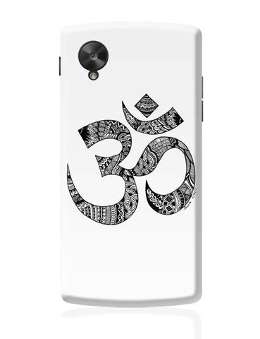 Google Nexus 5 Covers | Zen Om Google Nexus 5 Case Cover Online India