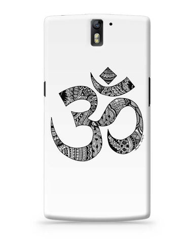 OnePlus One Covers | Zen Om OnePlus One Case Cover Online India