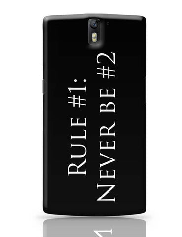 OnePlus One Covers | Rule No. 1 OnePlus One Case Cover Online India