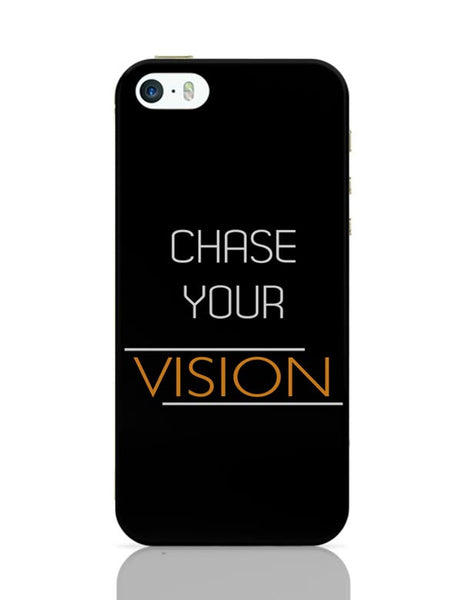 Chase Your Vision iPhone Covers Cases Online India