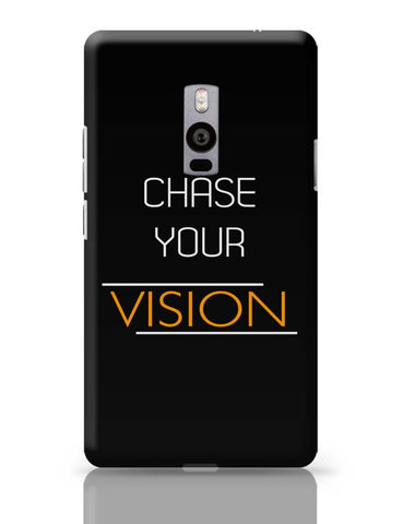 Chase Your Vision OnePlus Two Covers Cases Online India