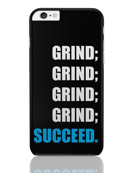 Grind iPhone 6 Plus / 6S Plus Covers Cases Online India