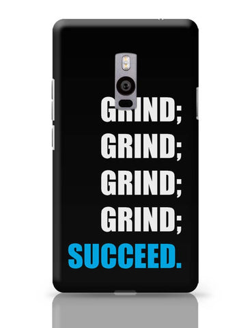 Grind OnePlus Two Covers Cases Online India