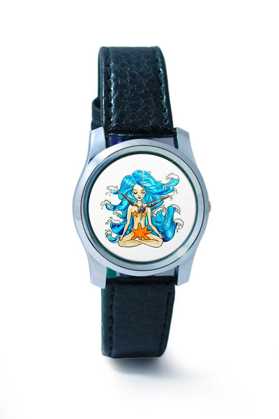 Women Wrist Watch India | Yoga Waves Wrist Watch Online India