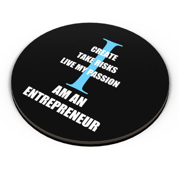 I am an Entrepreneur Fridge Magnet Online India
