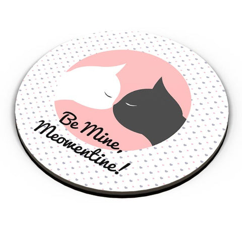 Valentine's - Be Mine Meowentine! Fridge Magnet Online India