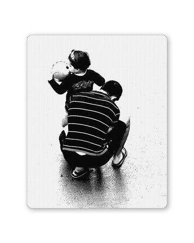 Mouse Pads | Father and Child Mousepad Online India | PosterGuy.in