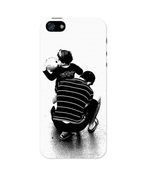 Father and Child iPhone 5 / 5S Case