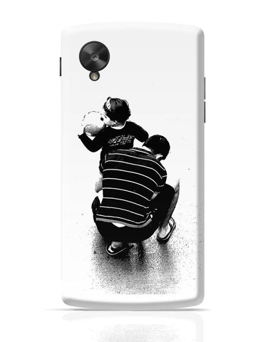 Google Nexus 5 Covers | Father and Child Google Nexus 5 Cover Online India