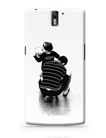 OnePlus One Covers | Father and Child OnePlus One Cover Online India