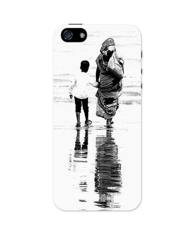 Mother and Son iPhone 5 / 5S Case