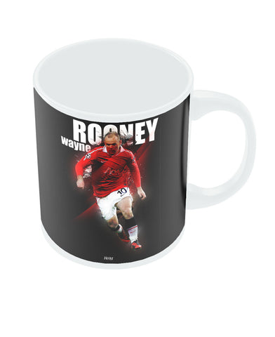 Wayne Rooney Football Fan Art Coffee Mug Online India