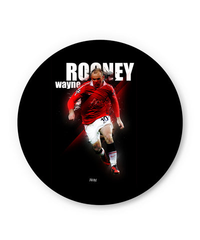 Wayne Rooney Football Fan Art Fridge Magnet Online India