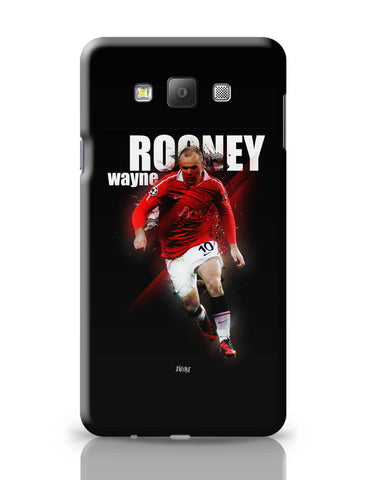 Samsung Galaxy A7 Covers | Wayne Rooney Football Fan Art Samsung Galaxy A7 Covers Online India