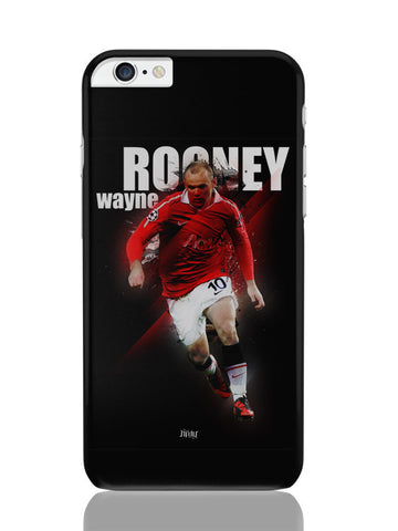 iPhone 6 Plus / 6S Plus Covers & Cases | Wayne Rooney Football Fan Art iPhone 6 Plus / 6S Plus Covers and Cases Online India