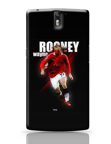 OnePlus One Covers | Wayne Rooney Football Fan Art OnePlus One Cover Online India