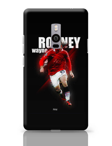 OnePlus Two Covers | Wayne Rooney Football Fan Art OnePlus Two Cover Online India