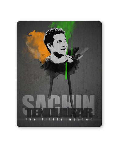 Mouse Pads | Sachin Tendulkar The Little Master Mouse Pad Online India | PosterGuy.in