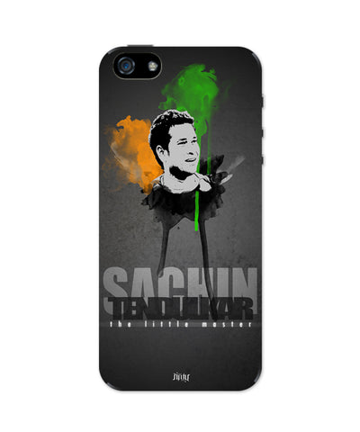 Sachin Tendulkar The Little Master  iPhone 5 / 5S Case