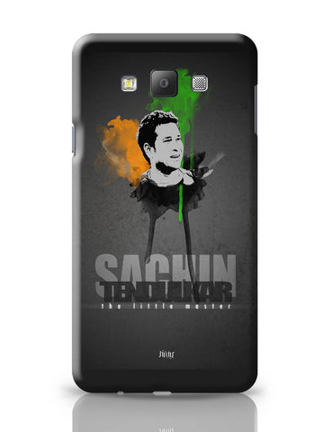 Samsung Galaxy A7 Covers | Sachin Tendulkar The Little Master Samsung Galaxy A7 Covers Online India