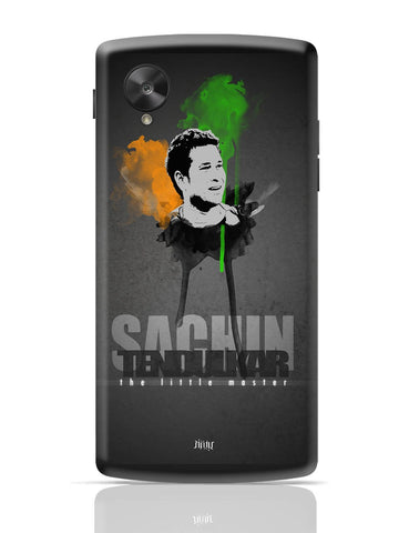 Google Nexus 5 Covers | Sachin Tendulkar The Little Master Google Nexus 5 Cover Online India