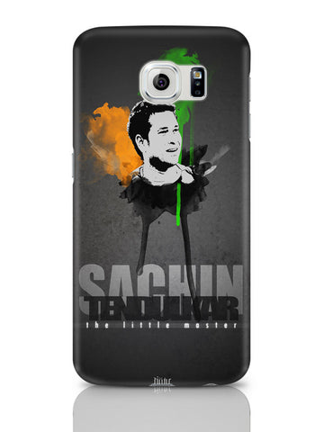 Samsung Galaxy S6 Covers & Cases | Sachin Tendulkar The Little Master Samsung Galaxy S6 Covers & Cases Online India