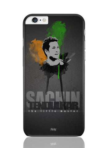 iPhone 6 Plus / 6S Plus Covers & Cases | Sachin Tendulkar The Little Master iPhone 6 Plus / 6S Plus Covers and Cases Online India