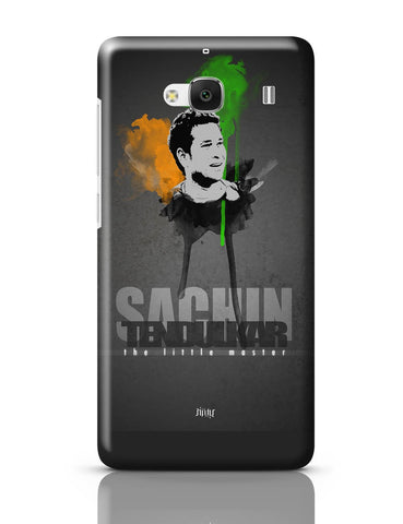 Xiaomi Redmi 2 / Redmi 2 Prime Cover| Sachin Tendulkar The Little Master Redmi 2 / Redmi 2 Prime Cover Online India