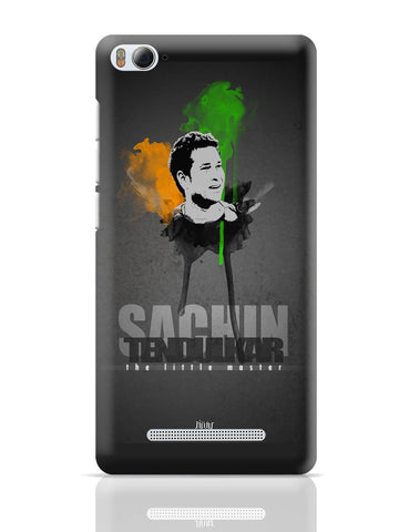 Xiaomi Mi 4i Covers | Sachin Tendulkar The Little Master Xiaomi Mi 4i Cover Online India