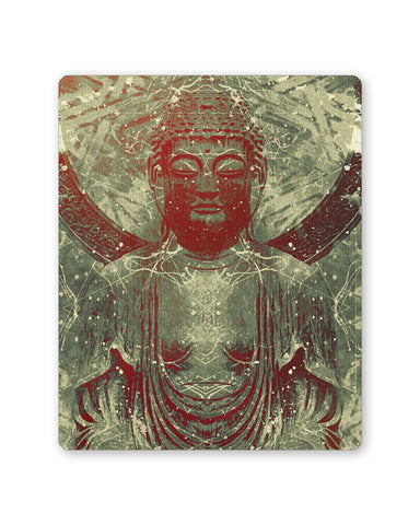 PosterGuy | Lord Buddha Peaceful Mouse Pad 1483074516 Online India