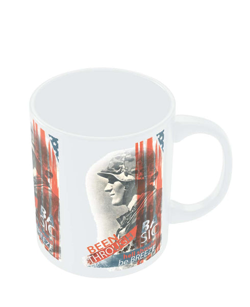 Mugs | Hell Should Be a Breeze | Armed Forces Mug Online India