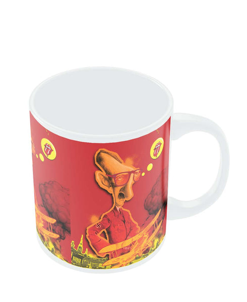 Mugs | Adolf Hitler Inspired Pop Art Mug Online India