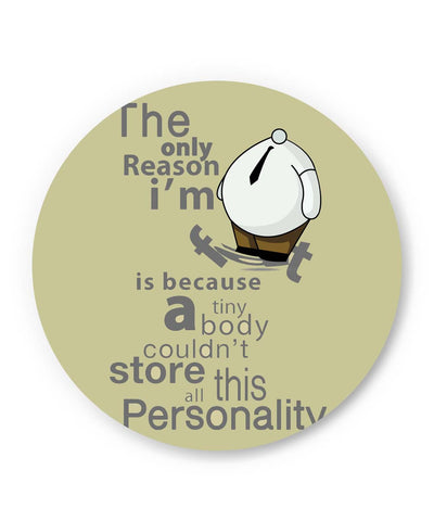 PosterGuy | Only Reason I Am Fat | Funny Fridge Magnet 1483276019 Online India