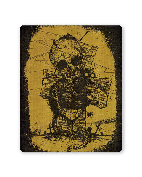PosterGuy | I Smell a Rat | Digital Art Mouse Pad 1483294516 Online India