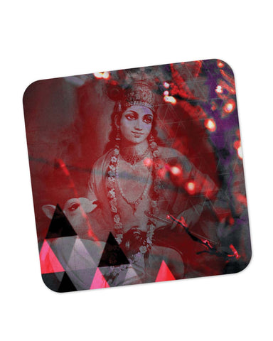 Coasters | Lord Krishna Reprise Coaster 1483365129 Online India | PosterGuy.in