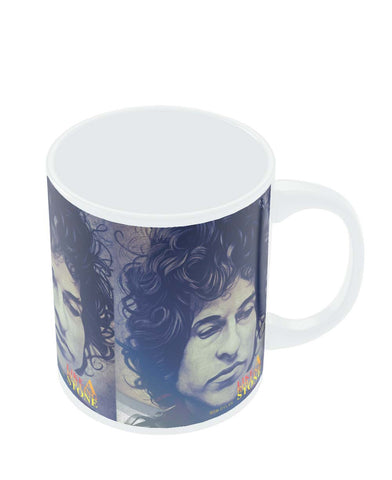 Mugs | Like a Rolling Stone Bob Dylan Blue Mug Online India